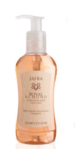 Royal Almond Feuchtigkeitsspendende Handseife
