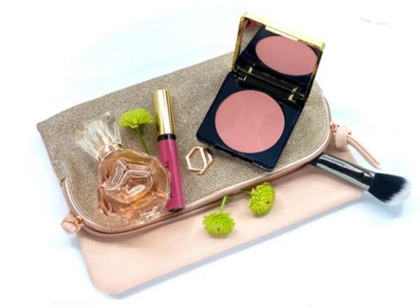 Diamonds Blush Set - 4 Produkte + Diamonds Bag