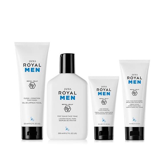 Men Set Deluxe - 4 Produkte