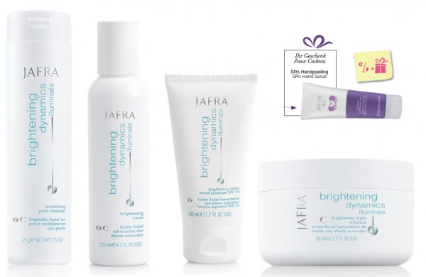 Brightening Dynamics Set + Gratis Spa Handpeeling
