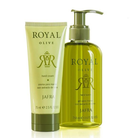 Royal Olive Handpflege Set