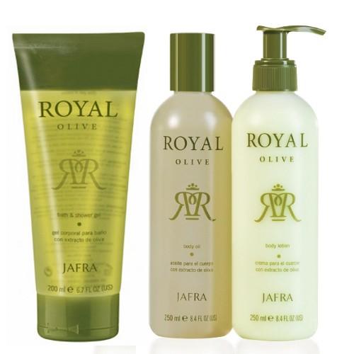 Royal Olive Set