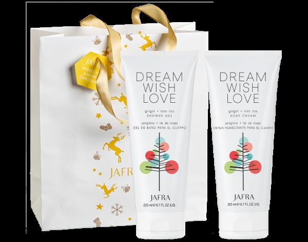 Dream Wish Love Duo + Weihnachtsgeschenktüte