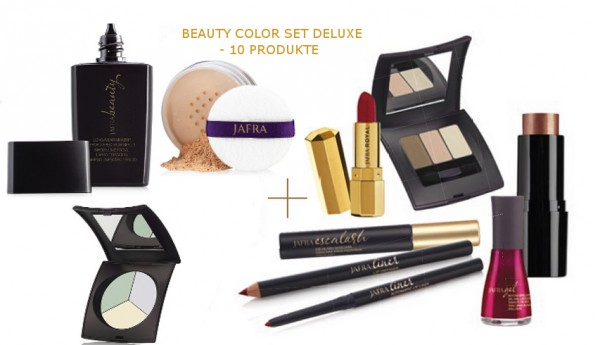 Beauty Color Set Deluxe