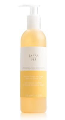 Brazilian Orange und Ingwer Bade- und Duschgel