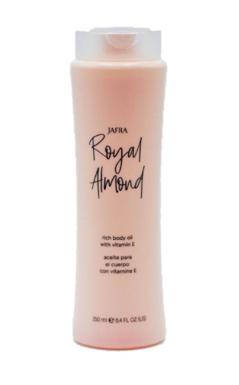 Royal Almond Körperöl mit Vitamin E