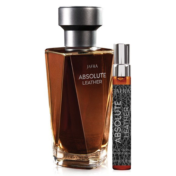 Absolute Leather - Eau de Toilette + 7 ml Taschenzerstäuber