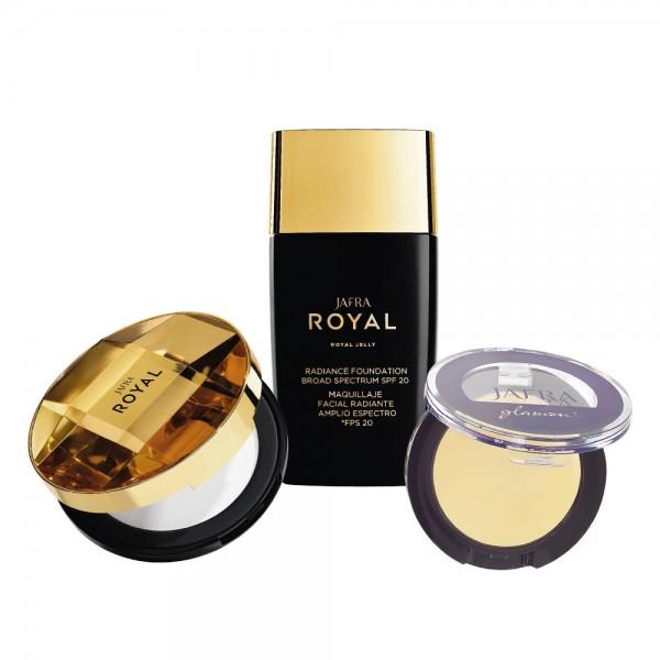 Makeup Set Basic - 3 Jafra Produkte