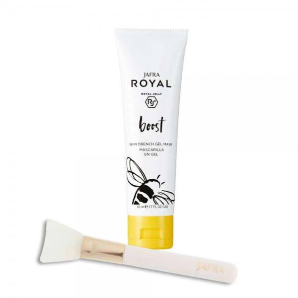 Boost Feuchtigkeitsgelmaske + Maskenpinsel