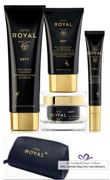 Jafra Royal Defy Set Basic