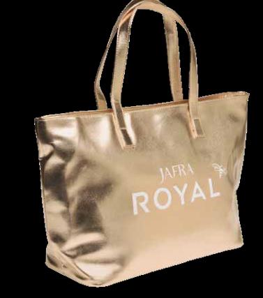 Jafra Royal Tasche