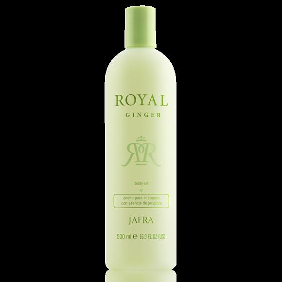 Royal Ginger Körperöl, 500 ml