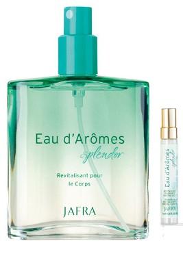 Eau d `Aromes - Splendor - Körperspray + 7 ml Taschenzerstäuber