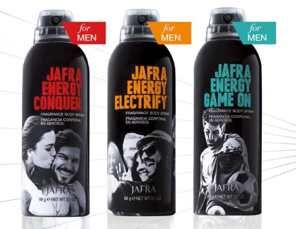 Energize Bodyspray