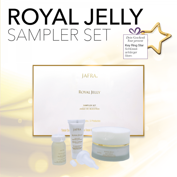 Royal Jelly Samler Set