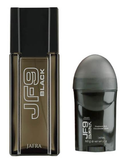 JF9 Black Cologne   100 ml + JF9 Black Deo Stift   60 g