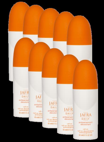 10er Set Anti-Perspirant Deodorant Roll-on