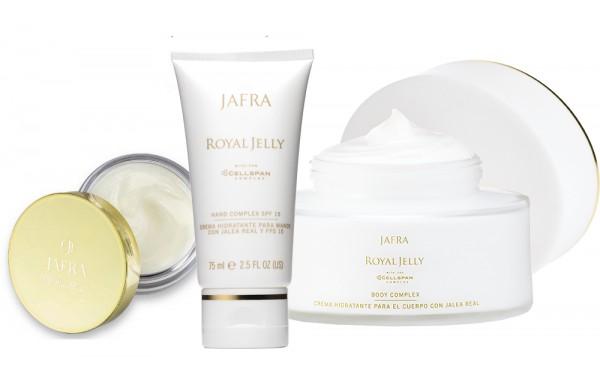 Jafra Iconic Royal Jelly Set - 3 Produkte