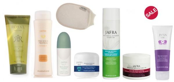 Body Set Deluxe - 7 Produkte + Gratis Massagehandschuh