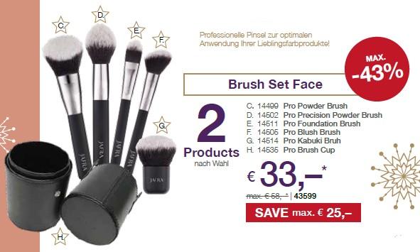 Brush Set Face
