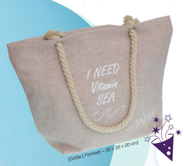 Jafra Strandtasche