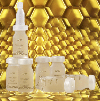 Jafra Royal Jelly Ampullenkur mit Lifting Effekt