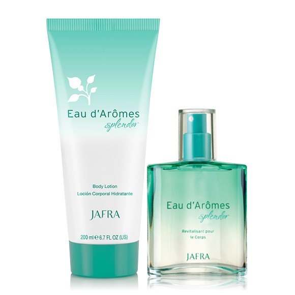 Eau d `Aromes Splendor Set