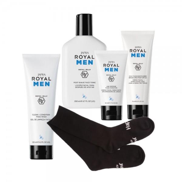 All in Men Set - 4 Produkte + Happy Day Socken