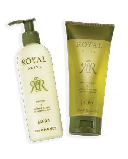 Royal Olive Set - 2 Produkte