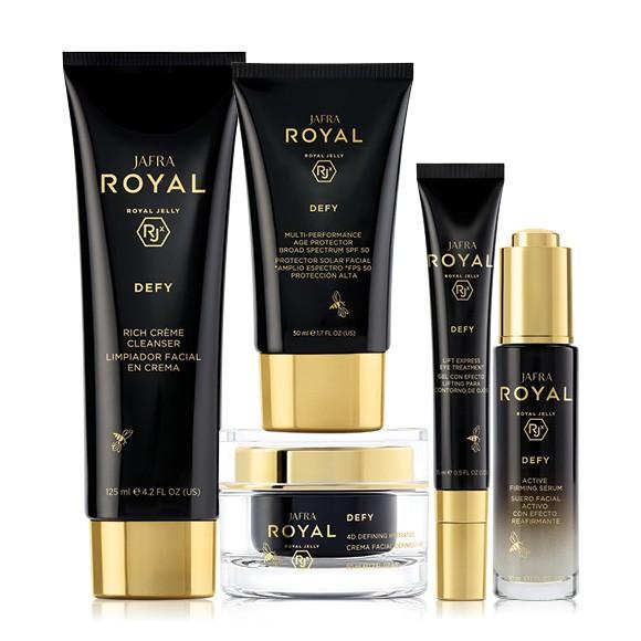 Jafra Royal Defy Komplett Set