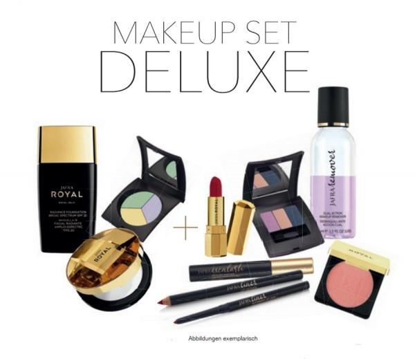 MAKEUP SET DELUXE - 10 Produkte