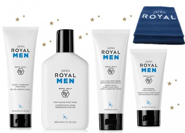 Royal Men Set + Men Handtuch